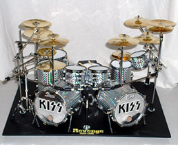 Kiss Drumset